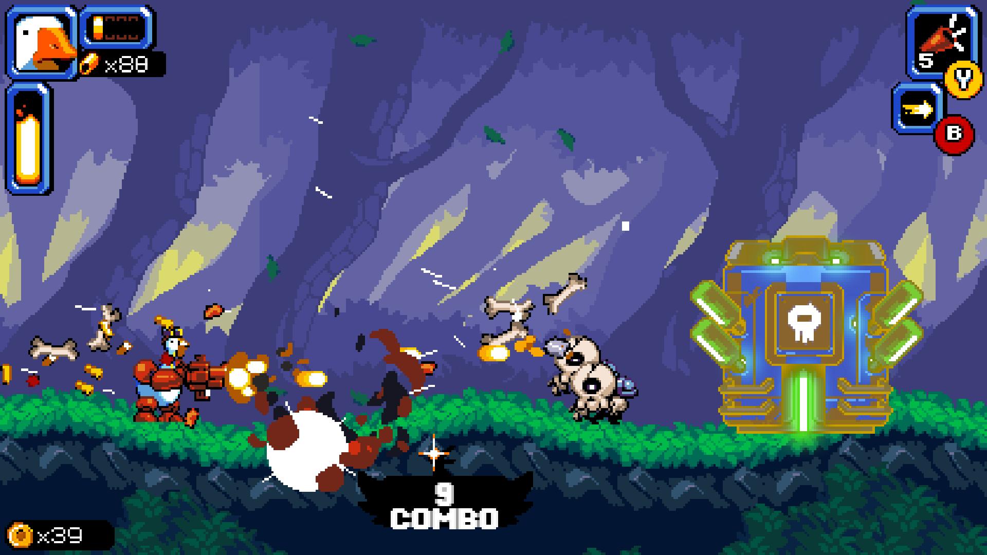 Mighty Goose: Liberte o Ganso que existe em você 5